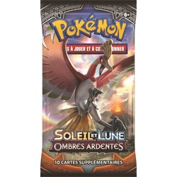 Pokémon Soleil & Lune 3 - Booster