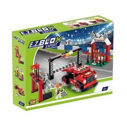 EZ BLOX - Le stand de course