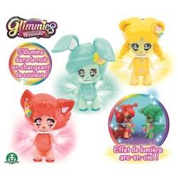 Glimmies - Pack 3 figurines