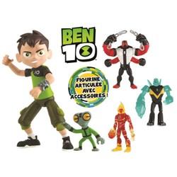 Ben 10 - Figurine articulée