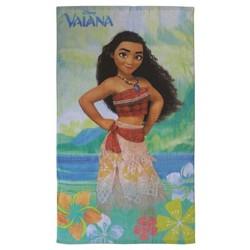 Drap de plage 70x120 Disney Vaiana Aloha