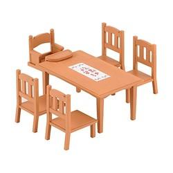Table de repas - Sylvanian Families - 4506