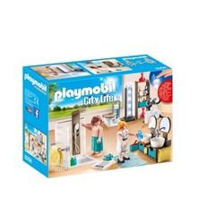 Salle de bain avec douche à l'italienne - PLAYMOBIL City Life - 9268