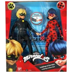 Miraculous - Coffret Lady Bug et Chat Noir