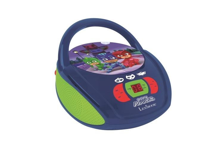 Boombox Radio/Lecteur CD portable Pyjamasques