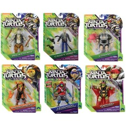 Tortues Ninja - Figurines 10 cm assortiment