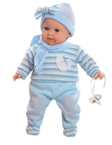 Lovely Baby - Bleu
