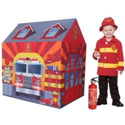 Tente de jeu Caserne des pompiers