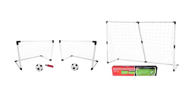 Goal de foot modulable 2 en 1