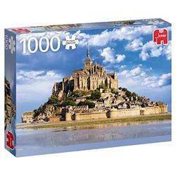 Puzzle 1000 pièces - Mont Saint-Michel