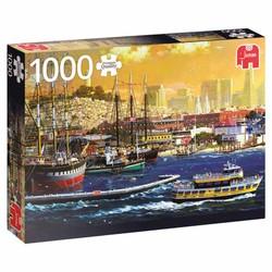Puzzle 1000 pièces - Le Port de San Francisco