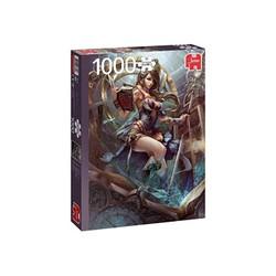 Puzzle 1000 pièces - Voyages dans le temps