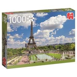 Puzzle 1000 pièces - La Tour Eiffel en été, Paris