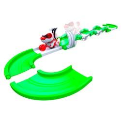 Playset Vert Teksta Babies + Dino rouge