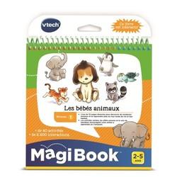 """Magibook : Livre """"Les Bébés Animaux"""""""
