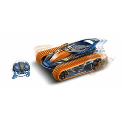 Véhicule Vélocitrax radiocommandé - Orange