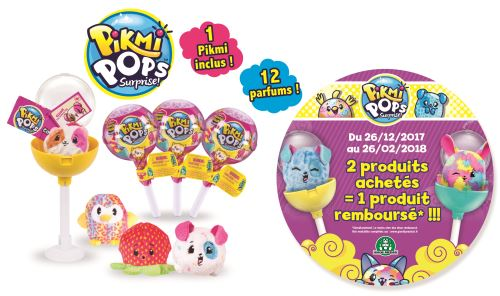 Mini Pikmi Pops Surprise