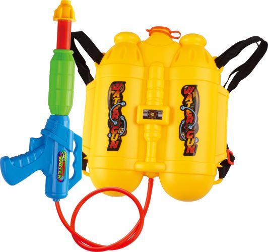 Pistolet à eau avec réservoir