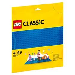 La plaque de base bleue - LEGO Classic - 10714