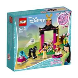 L'entraînement de Mulan - LEGO Disney - 41151
