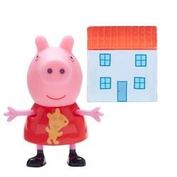 Peppa Pig - Coffret 1 figurine et 1 accessoire