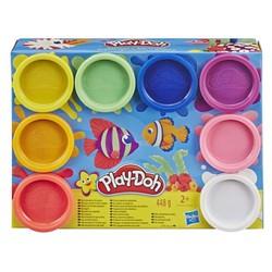 Pack de 8 pots Play-Doh