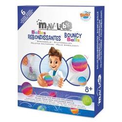 Mini Lab - Balles rebondissantes