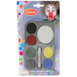 Set de maquillage 7 couleurs