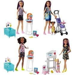 Barbie - Coffret Baby-sitter