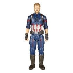 Avengers Figurine Titan Power Pack 30cm Captain America