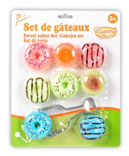 Set de gâteaux