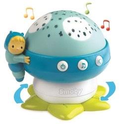 Cotoons - Champignon musical Bleu