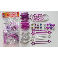Party Pack Girl 40pcs