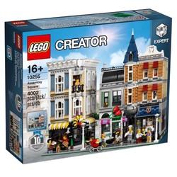 La place de l'assemblée - LEGO Creator Expert - 10255