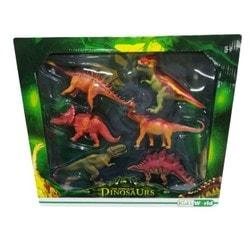 Coffret de 6 dinosaures