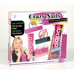 Crazy nails Kid's World