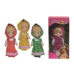 Masha et Michka - Mini poupée Macha