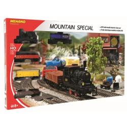 Train spécial montagnes