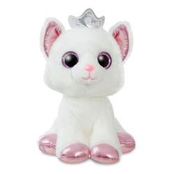 Sparkle white cat