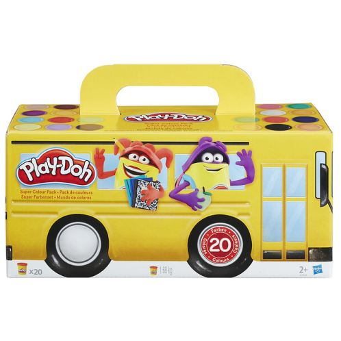 Super Pack Couleurs Play-Doh