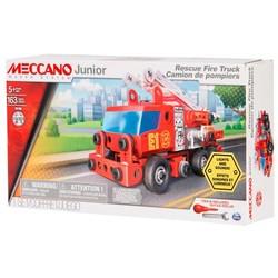 Meccano Camion de Pompier Deluxe