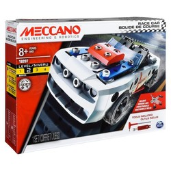 Meccano Bolide - Construis un modèle réaliste et créé ton univers!