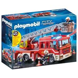 Camion de pompiers avec échelle pivotante  - PLAYMOBIL City Action - 9463