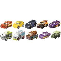 Cars pack de 10 mini véhicules