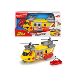 Rescue hélicopter B/O