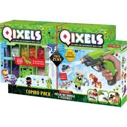 Qixels Combo pack Pistolet + Mega Recharge