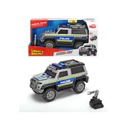 SUV de police B/O