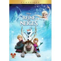 La Reine des Neiges (DVD)