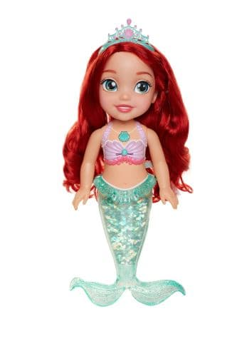 Disney Princess - Ariel poupée chantante & lumineuse