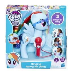 Rainbow Dash chantant My Little Pony